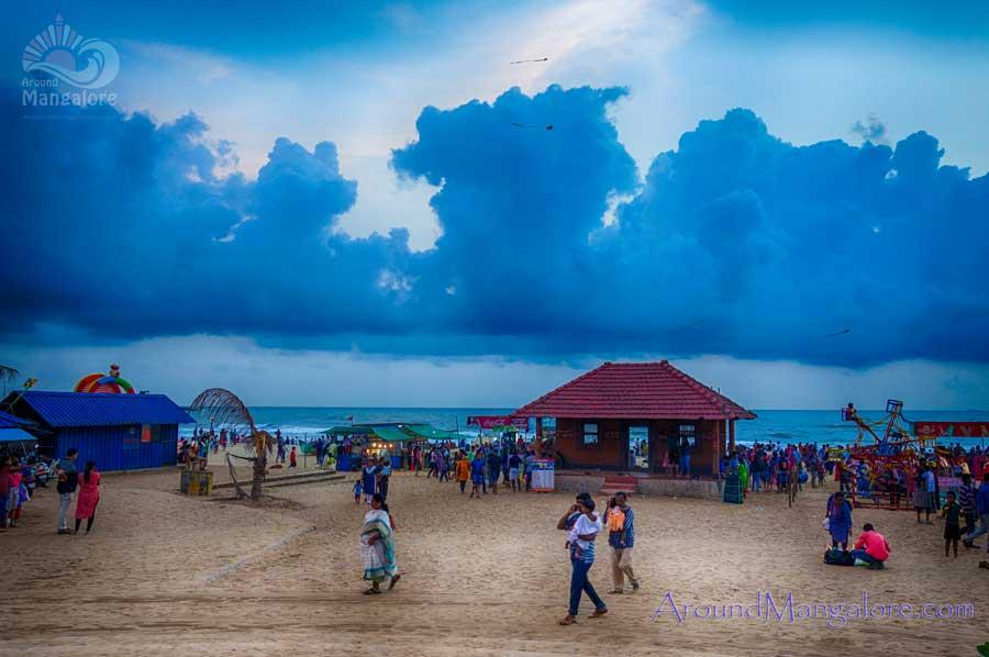 Panambur Beach, Mangalore