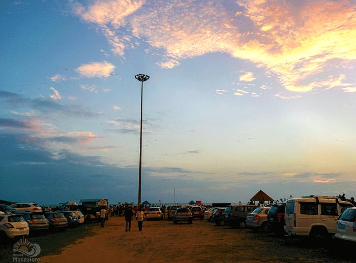 Tannirbhavi Beach, Mangalore