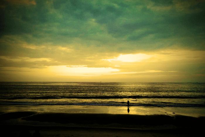 Tannirbhavi-Beach, Mangalore