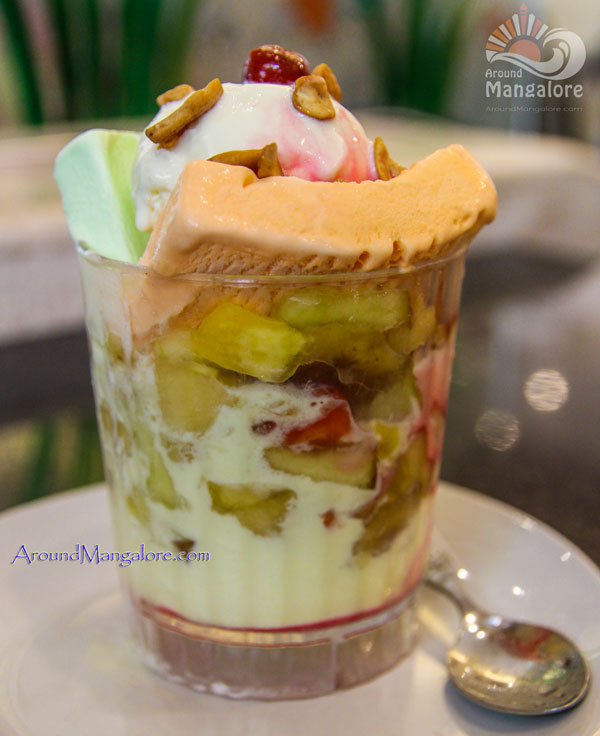 Parfait Ice Cream - Pabbas/Ideals - Mangalore