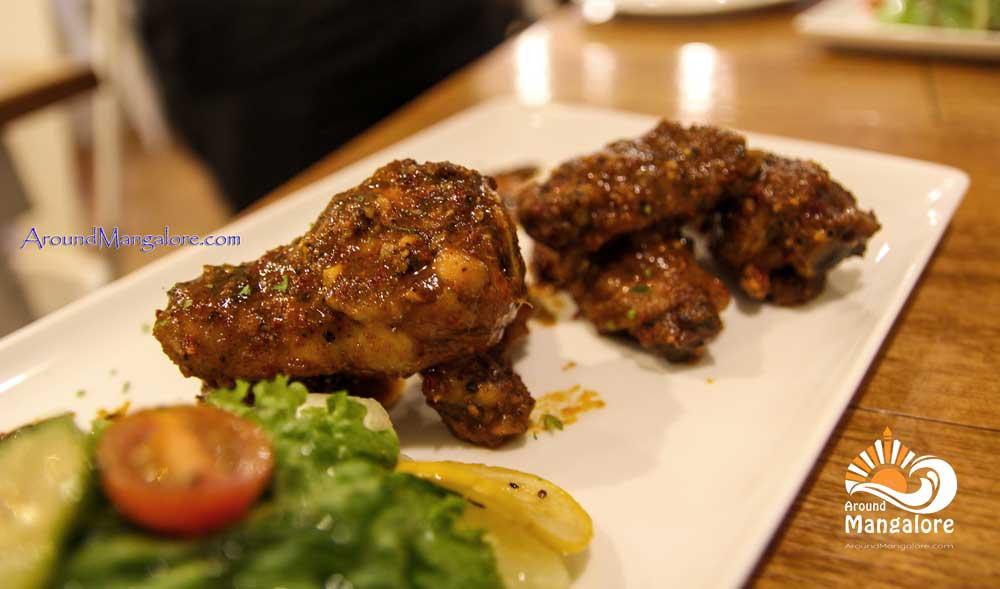 Death by Wings - Diesel Cafe - Hotel Prestige, Balmatta, Mangalore