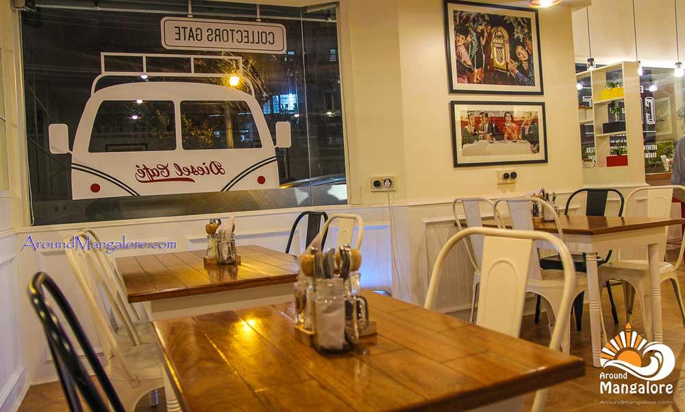 Diesel Cafe - Hotel Prestige, Balmatta, Mangalore