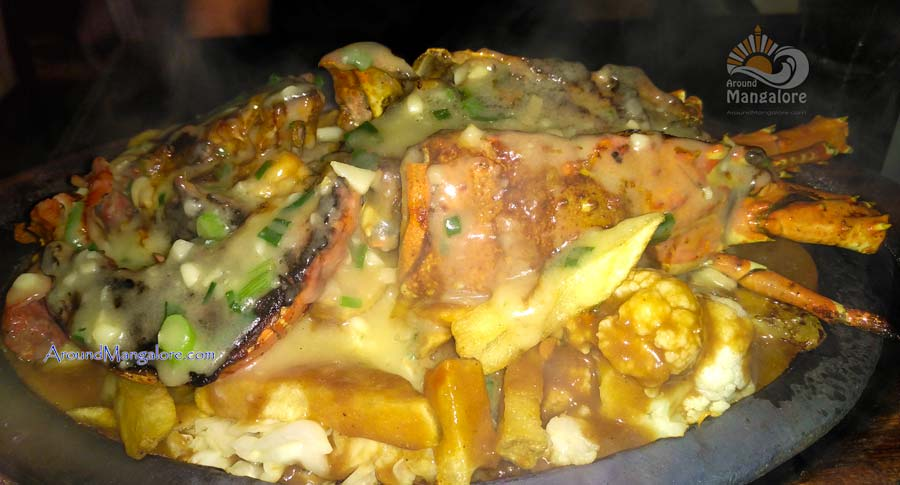 Lobster Sizzler – Sizzler Ranch, Lalbagh, Mangalore
