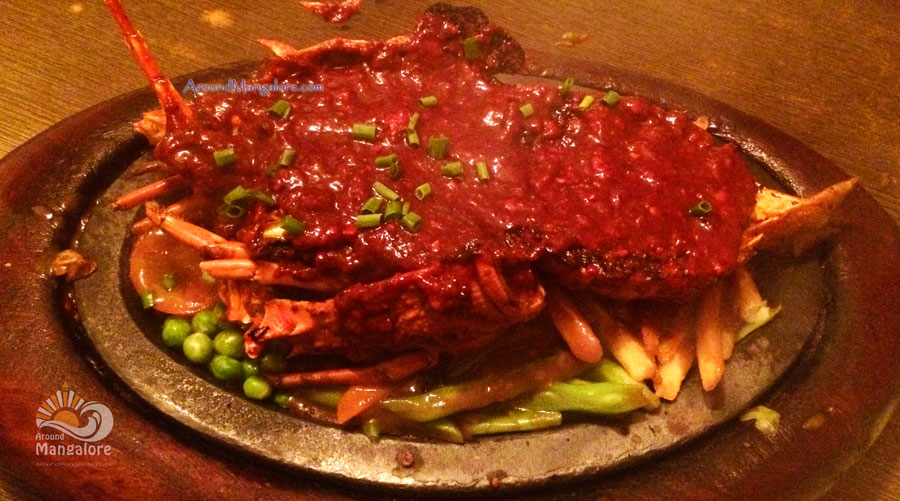 Lobster Sizzler - Sizzler Ranch, Lalbagh, Mangalore