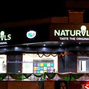 Natural Ice Cream - Inland Monarch, Kadri Road, Mangalore