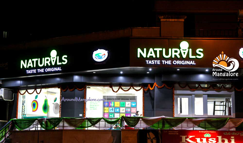 Natural Ice Cream - Inland Monarch, Kadri Road, Mangalore
