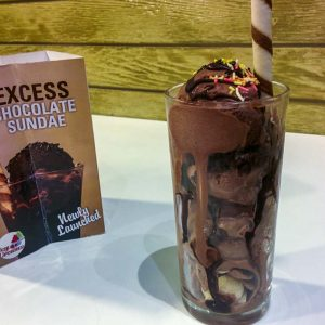 Excess Chocolate Sundae - Icy Creamz, Mangalore