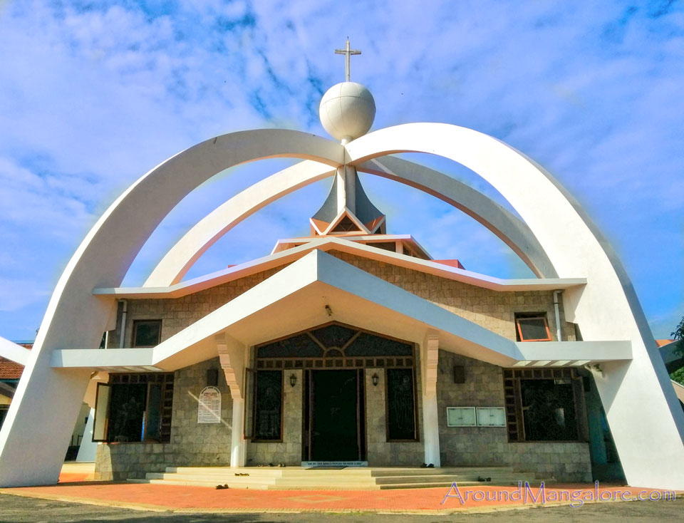 INFANT JESUS SHRINE, MANGALORE