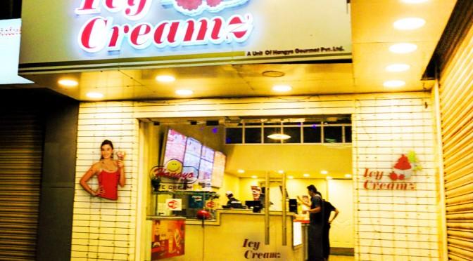 Icy Creamz – Balmatta, Mangalore