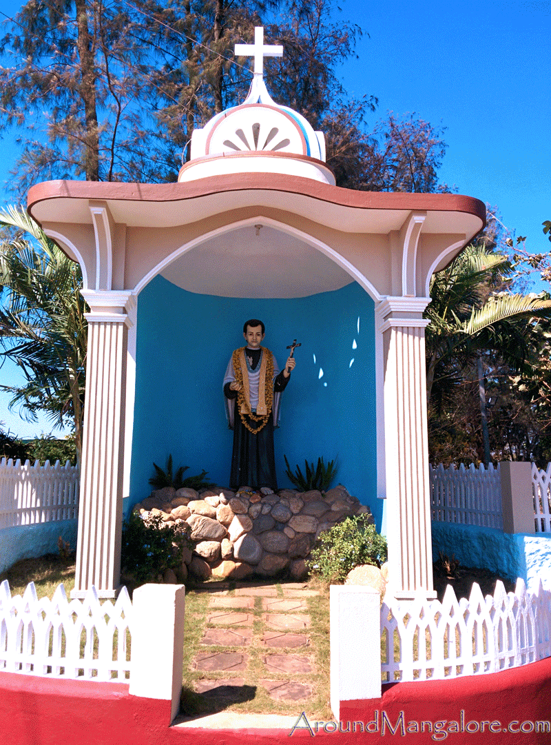 Blessed Joseph Vaz Church (Shrine), Mudipu, Mangaluru/Mangalore