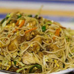 Chicken Noodles - Trattoria, Balmatta, Mangalore
