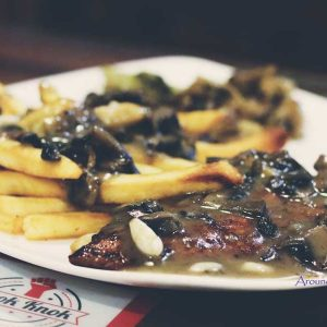 Chicken Steak - Knock Knock – Burger Bistro, Mangalore