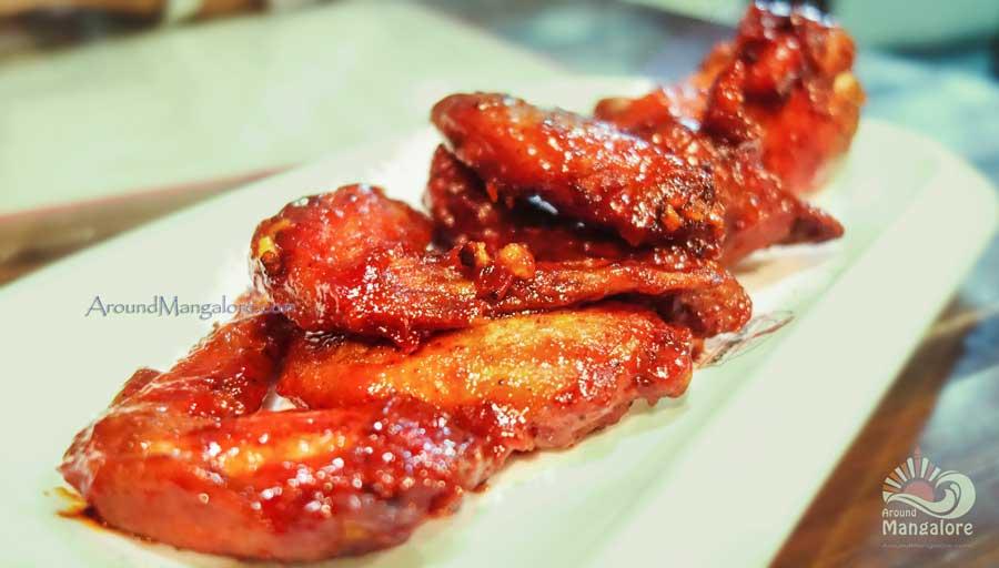 Chicken Wings - Knock Knock Burger Bistro, Mangalore