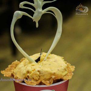 Golden Fantasy - Hangyo Ice Cream, Mangalore