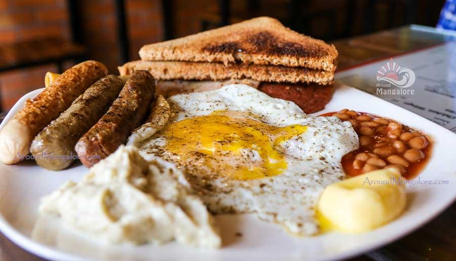 Knock Knock Breakfast - Knock Knock – Burger Bistro, Kadri, Mangalore