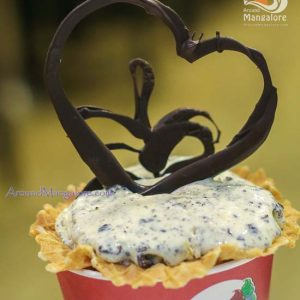 Oreo Fantasy - Hangyo Ice Cream, Mangalore