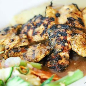 Grilled Chicken Honey Mustard - Trattoria Restaurant - Balmatta‎, Mangalore