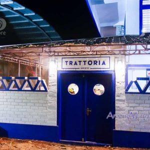 Trattoria - Oven Pizza - Balmatta, Mangalore