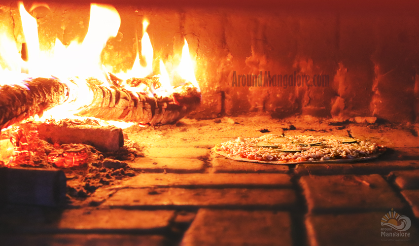 Wood Fired Pizza - Trattoria, Balmatta, Mangalore