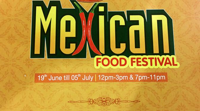 Mexican Food Festival 2015, Ocean Pearl