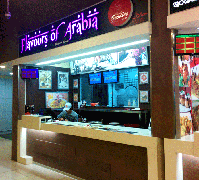 Flavours Of Arabia, Forum Mall, Mangalore