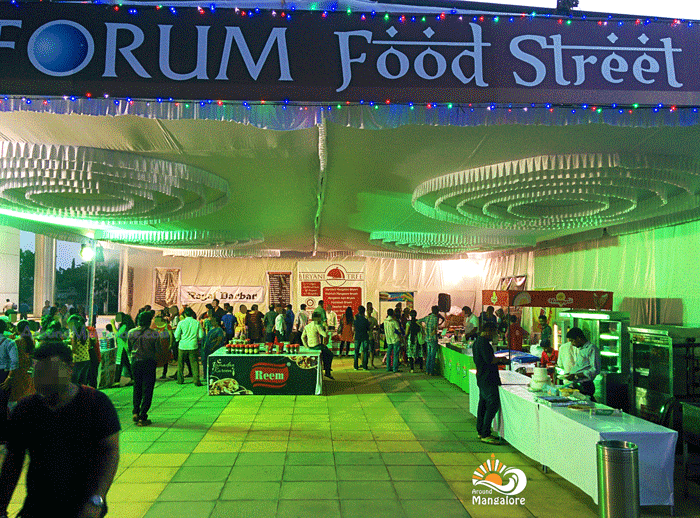 FORUM Food Street, FORUM FIZA Mall, Mangalore