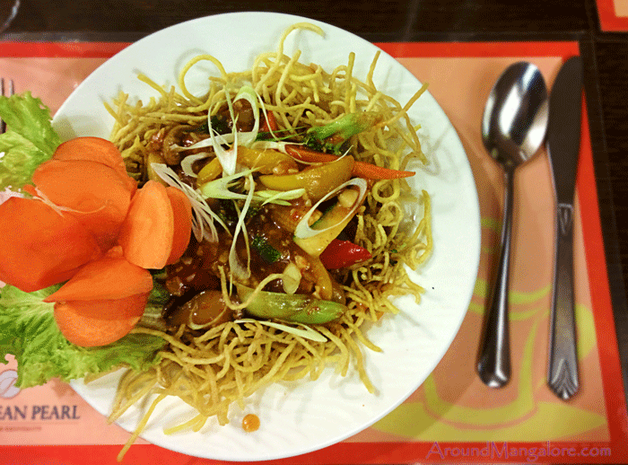 Wok Fried Noodle with Asian Vegetables