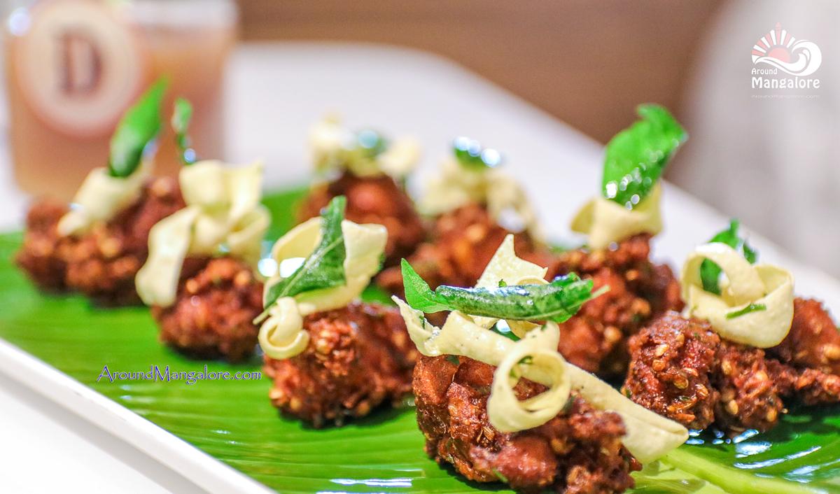 Chicken Coriander - Simbly South - The Prestige Hotel, Balmatta, Mangalore