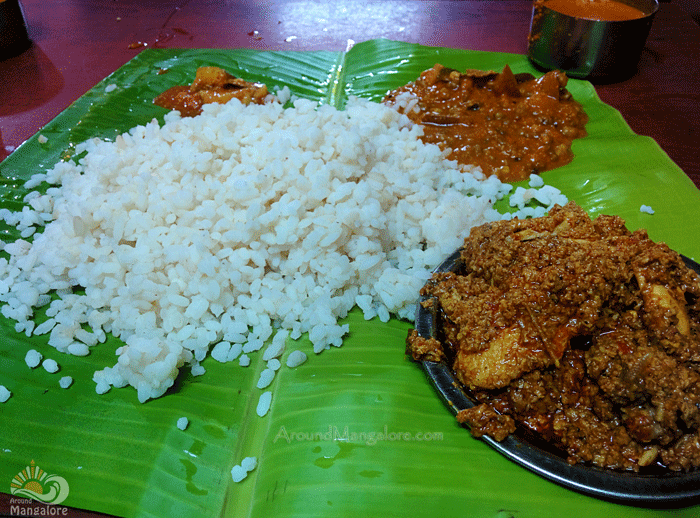Sukka & Meals - Hindu Military Hotel, Mangalore