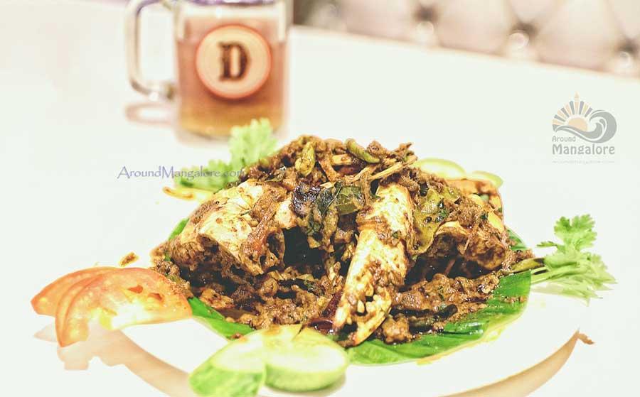 Kuttanad Crab Roast - Simbly South, Mangalore