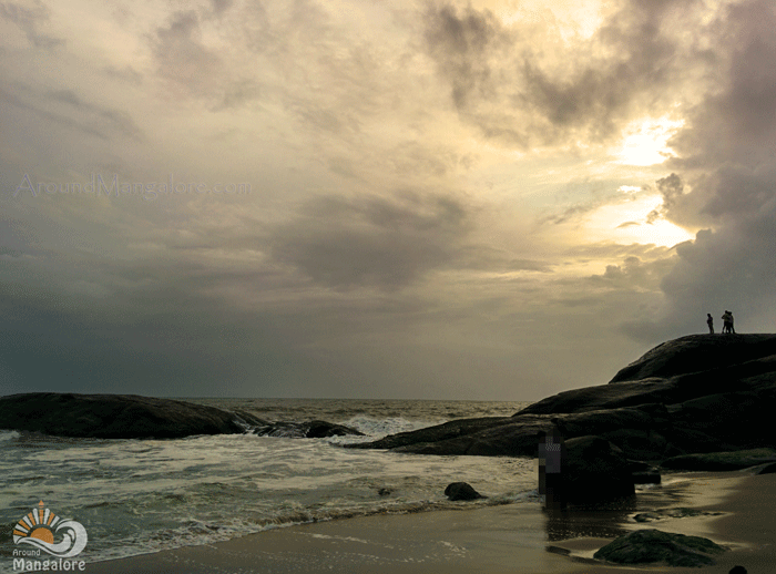 Someshwar Beach -  Ullal, Mangalore