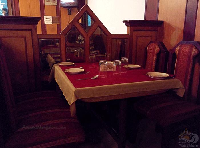 Anupama Restaurant, Hotel Abhiman Residency, Mangalore