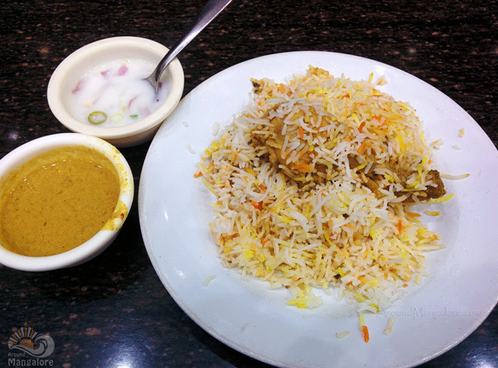 Chicken Biryani - Bombay Lucky Restaurant, Mangalore