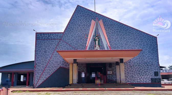 St. Jude Thaddaeus Church & Shrine (Pakshikere Church)