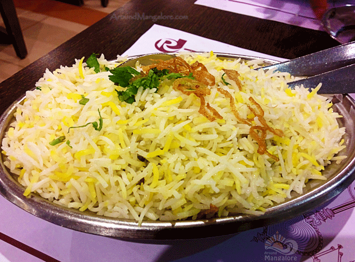 Chicken Biriyani - Royal Darbar Restaurant, Mangalore