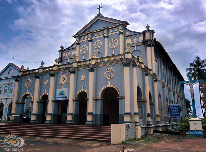St. Aloysius Chapel, Mangalore - Around Mangalore - AroundMangalore.com