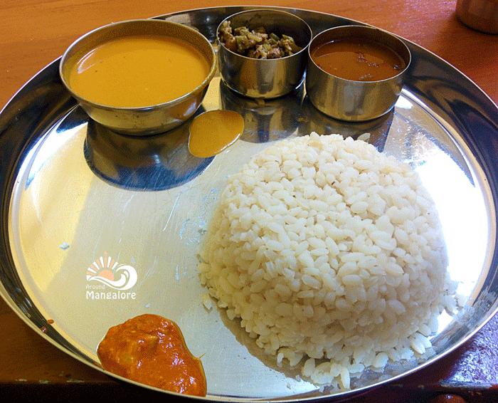 Meals - Hotel Bappamas, Mangalore