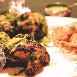 Chicken Junglee Kabab - Village Restaurant, Mangalore