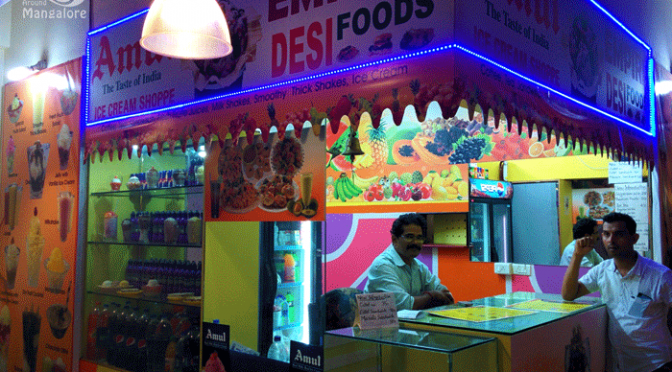 Empire Desi Foods - Amul Ice Cream Shoppe, Mangalore