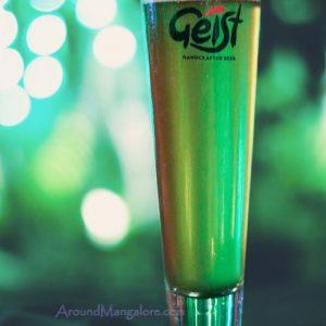 Geist Craft Beer - Village Restaurant, Mangalore
