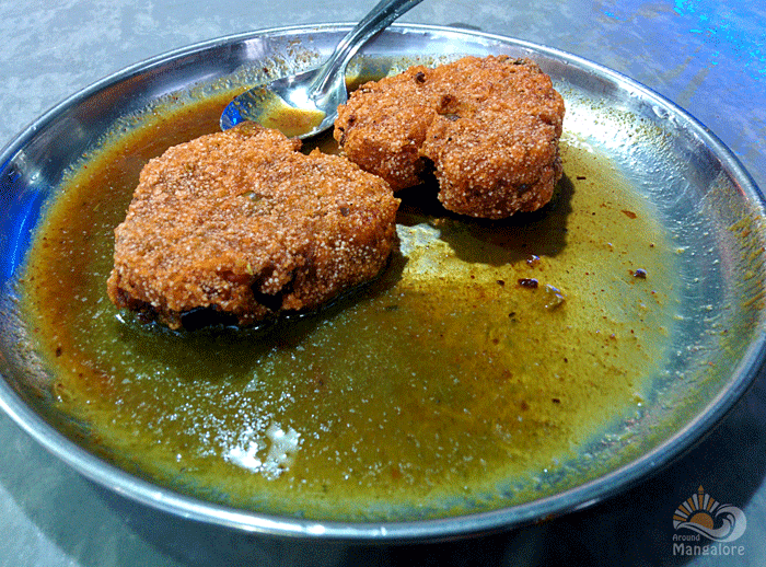 Vegetable Cutlet - Juice Junction, Mangalore