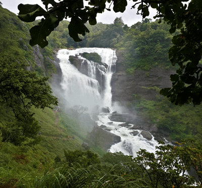 Mallalli Falls - Around Mangalore - AroundMangalore.com