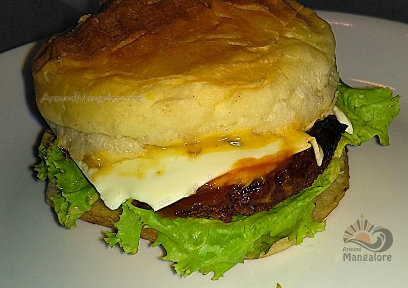 Thousand Island Burger - No 45 Cafe - # 45 - Attavar, Mangalore