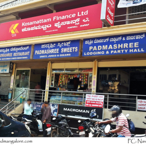 Padmashree Restaurant, Pumpwell, Mangalore