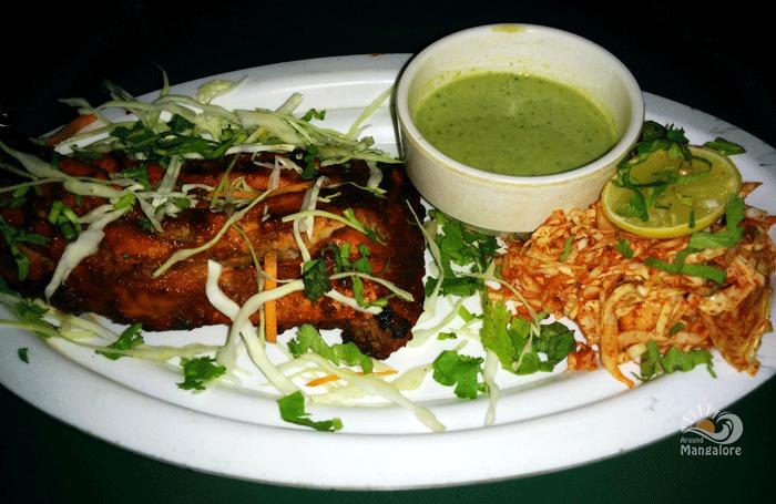 Tangdi kabab - Surabhi Rooftop Garden Restaurant, Hotel Surabhi, Mangalore