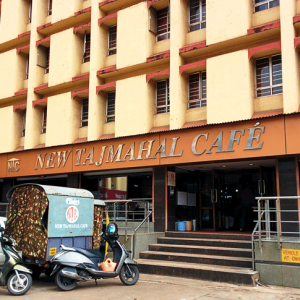 New Taj Mahal Cafe, Kodailbail, Mangalore