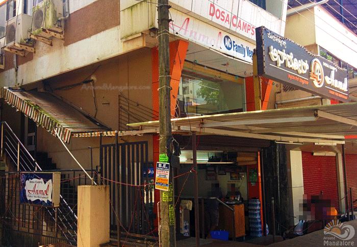 Anmol Family Veg Restaurant, Mangalore