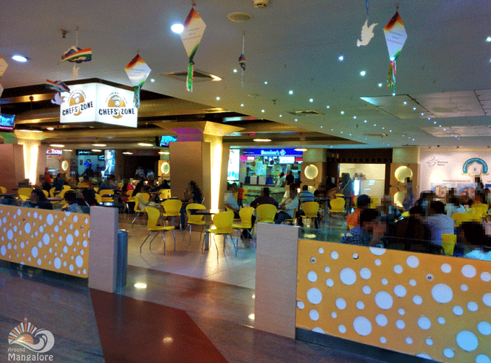 Food Court - City Centre Mall, Mangalore - AroundMangalore.com