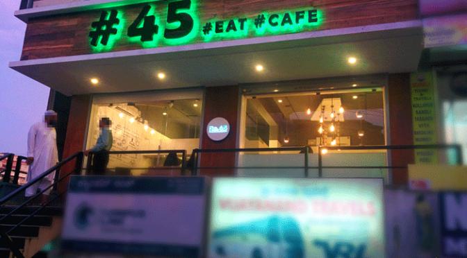 No 45 Cafe