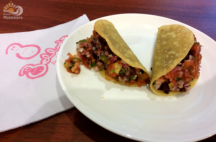 Mexican Taco - Belly's - Bon Appetit, Mangalore